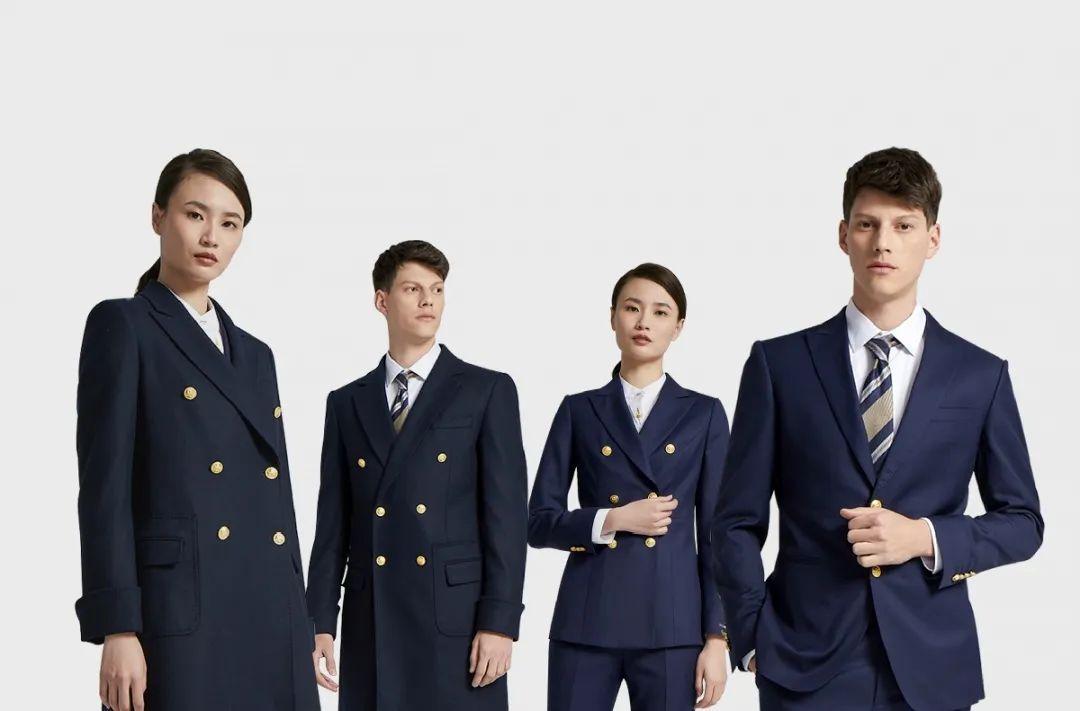 OUE展商——天马服装 | 唤醒职业之美,共美共生的新时代